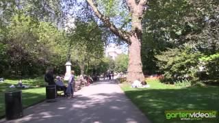 #1274 Victoria Embankment Gardens in London