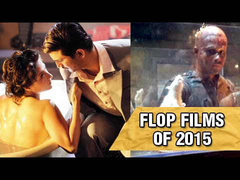 Top 10 Biggest Flop Films Of 2015