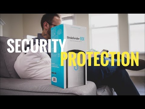 Best Smart Home Cyber Security Hub? Bitdefender BOX 2 Review