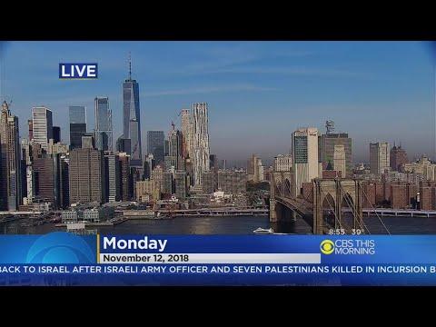 CBS2 News Update: 11/12 At 9 AM