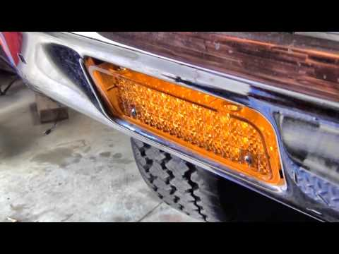1971-1972 LED Parking Lights - Chevy & GMC Truck