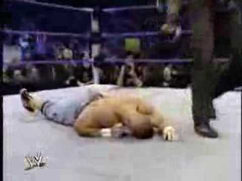 RARE Undertaker & Kurt Angle vs Brock Lesnar & John Cena Cena