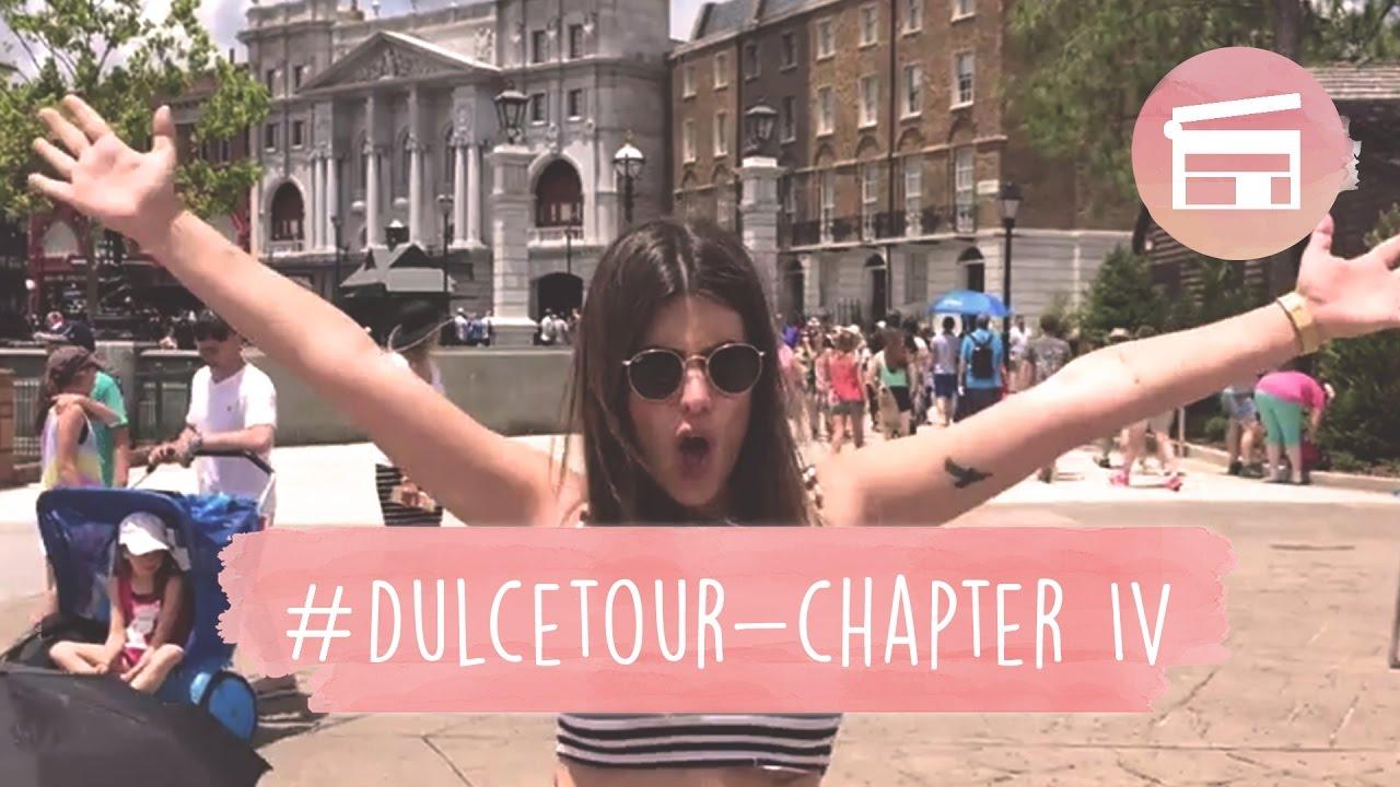 #DULCETOUR – CHAPTER 4 – ORLANDO & MIAMI – DULCEIDA
