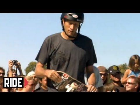 Tony Hawk Secret Skatepark Tour - Missoula Montana