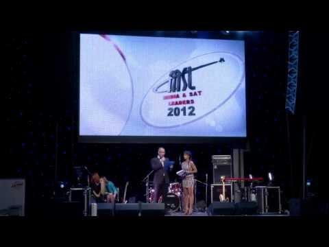 Церемония награждения Премии Media & Sat Leaders 2012