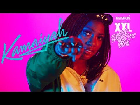 Kamaiyah Freestyle – XXL Freshman 2017