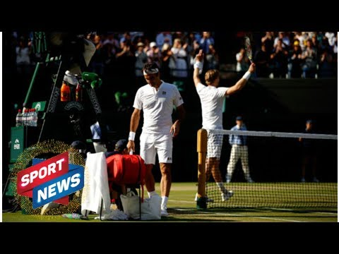 Roger Federer loss 'doesn't make sense' - Kevin Anderson just had to do THIS at Wimbledon