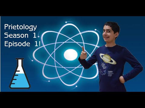 Prietology Season 1 Episode 1 - The Basics of Chemistry