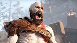 GOD OF WAR Gameplay Trailer (E3 2016)