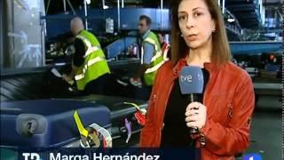 RFID en el aeropuerto de Madrid