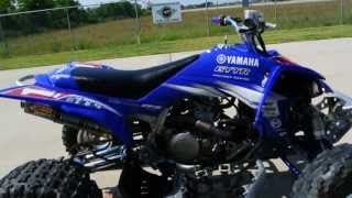 10. 2006 Yamaha YFZ450 Bill Ballance Edition Sport Quad