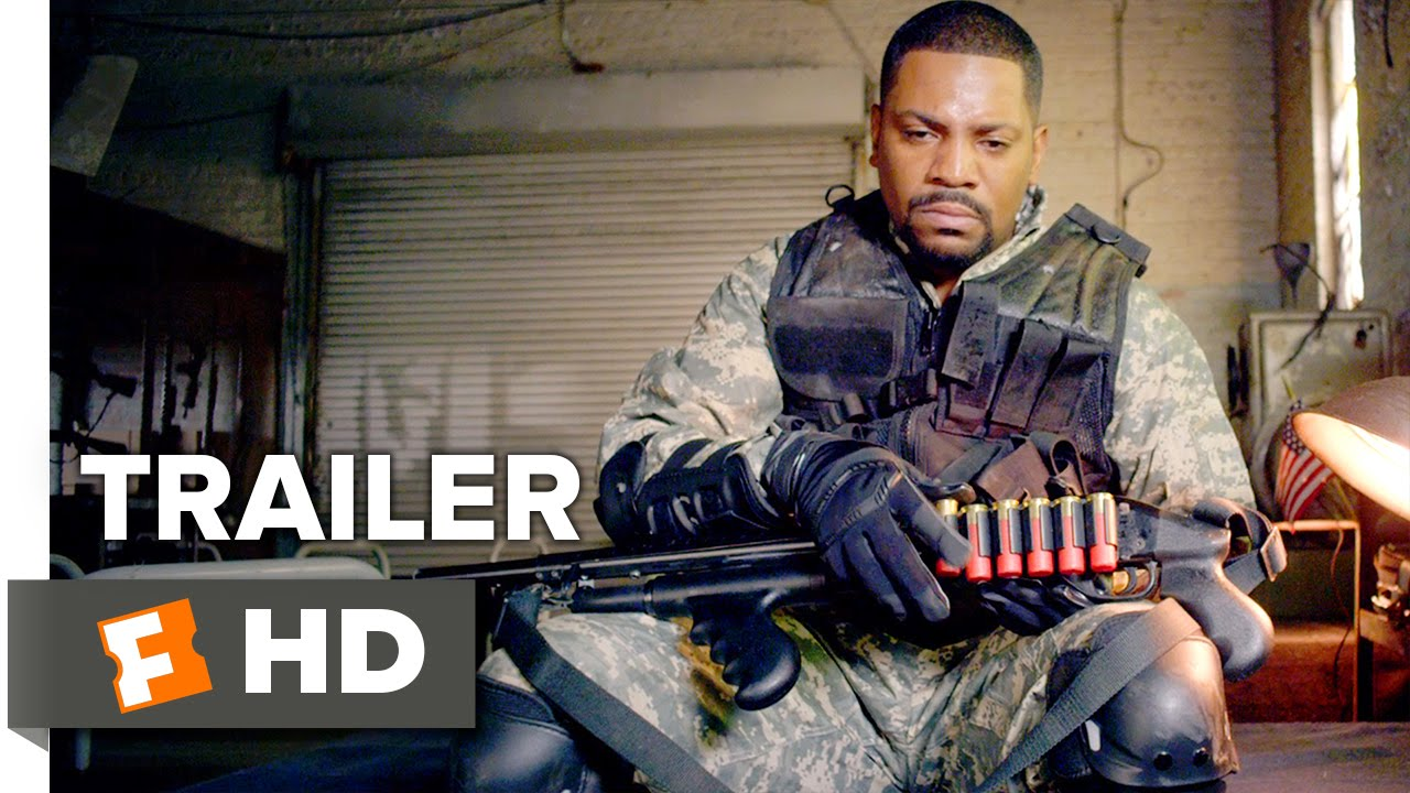 Witness the apocalypse through their eyes in Action Thriller 'Pandemic' [Trailer] with Mekhi Phifer