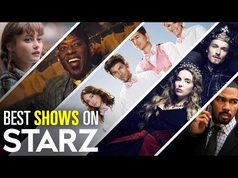 15 Best Original Shows on Starz   Bingeworthy