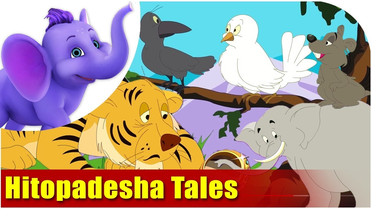 The Best of Hitopadesha Tales in Hindi