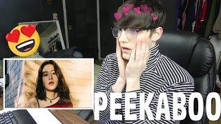 Video Red Velvet - Peekaboo Reaction! (first time reaction to red velvet) MP3, 3GP, MP4, WEBM, AVI, FLV Maret 2018