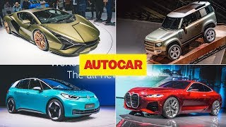 Frankfurt Motor Show 2019   12 cars you must see at IAA   Autocar by Autocar