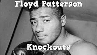 Floyd Patterson - Knockouts