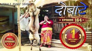 Video Dobate Episode 164 - दोबाटे भाग १६४ - Nepali Comedy Serial - 13 -04 - 2018 MP3, 3GP, MP4, WEBM, AVI, FLV April 2018