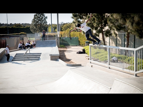 Park Spotting: Manhattan Beach, California | TransWorld SKATEboarding