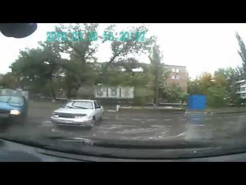 Авария в Волгодонске