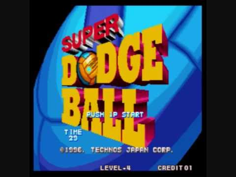 super dodge ball neo geo test