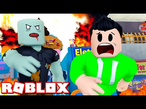 Zombie Outbreak Part 2: The Takeover ( A Sad Roblox Movie)