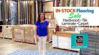 In-Stock Flooring Sale