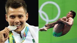 """""""Duva"""" Gana medalla de plata en Rio 2016"""
