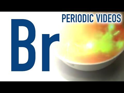 Brom - Periodensystem der Elemente