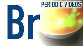 Bromine - Periodic Table of Videos