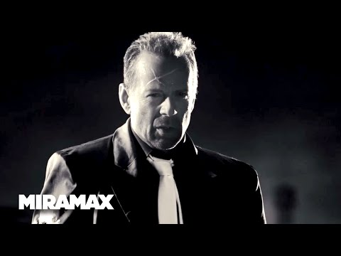 Sin City | 'Fair Trade' (HD) - Bruce Willis, Michael Madsen | MIRAMAX
