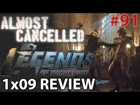 DC's Legends of Tomorrow Season 1 Episode 9 'Left Behind' Review