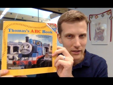 There Are Humans Inside Thomas The Tank Engine!