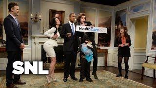 Obama Makes Affordable HealthCare Hip - SNL