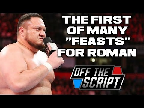 Roman Reigns FIRST MAJOR CHALLENGER For The Universal Title REVEALED | Off The Script 214 Part 2
