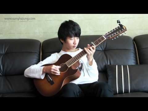 (2ne1) Lonely – Sungha Jung (12 strings guitar : 4capo Ver)
