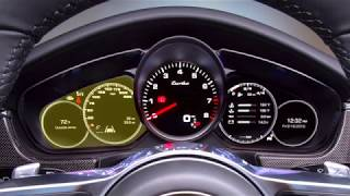 Instrument Cluster Overview