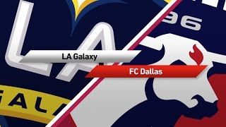 Giovani dos Santos and the star-studded LA Galaxy host defending Supporters' Shield champions FC Dallas to kick off their 2017 ...