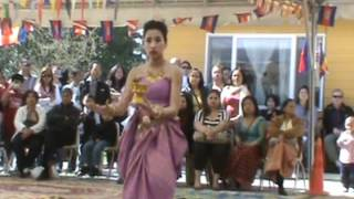 Khmer Culture - Khmer New Year 2012