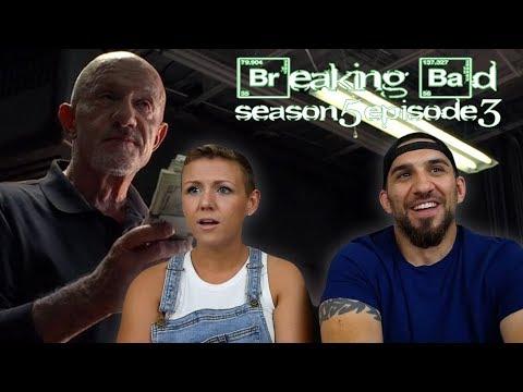 Breaking Bad Season 5 Episode 3 'Hazard Pay' REACTION!!