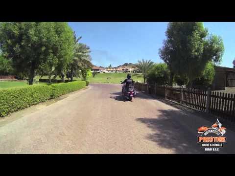 Abdulla on East Coast Tour – Harley-Davidson Dubai – Oct 22, 2013