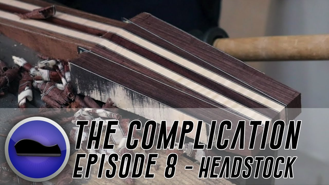 The Complication 8 – the most complex electric guitar ever?