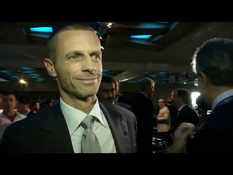 Μέχρι το 2023 πρόεδρος της UEFA ο Σέφεριν