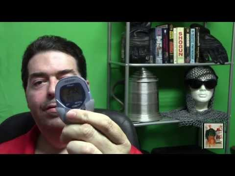 5 Minute Review - Omron HJ-112 Pocket Pedometer Review
