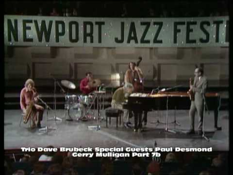 Newport Jazz Festival, NYC - Things Ain't What They Used To Be (B)