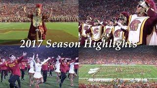 USC Trojan Marching Band 2017 Season Highlights
