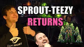 Video Dota 2: Arteezy - Sprout-Teezy Returns | Last Hitting Troubles MP3, 3GP, MP4, WEBM, AVI, FLV Juni 2018