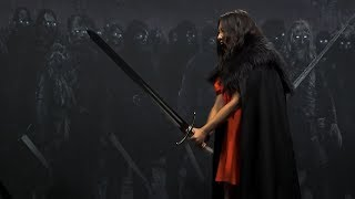 Experience the 'Winter is Here' Game of Thrones Comic Con installation where you can fight white walkers, sit on the Iron Throne, become the King of the North and more.http://bit.ly/VarietySubscribe