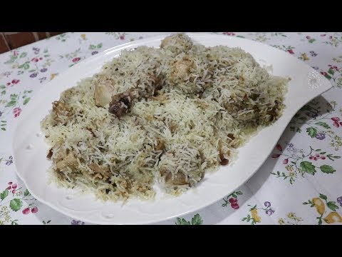 Download Special White Biryani Recipe By Food Fusion In Full Hd Mp4