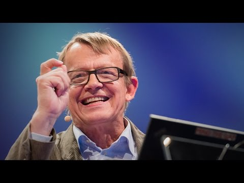 How not to be ignorant about the world | Hans and Ola Rosling